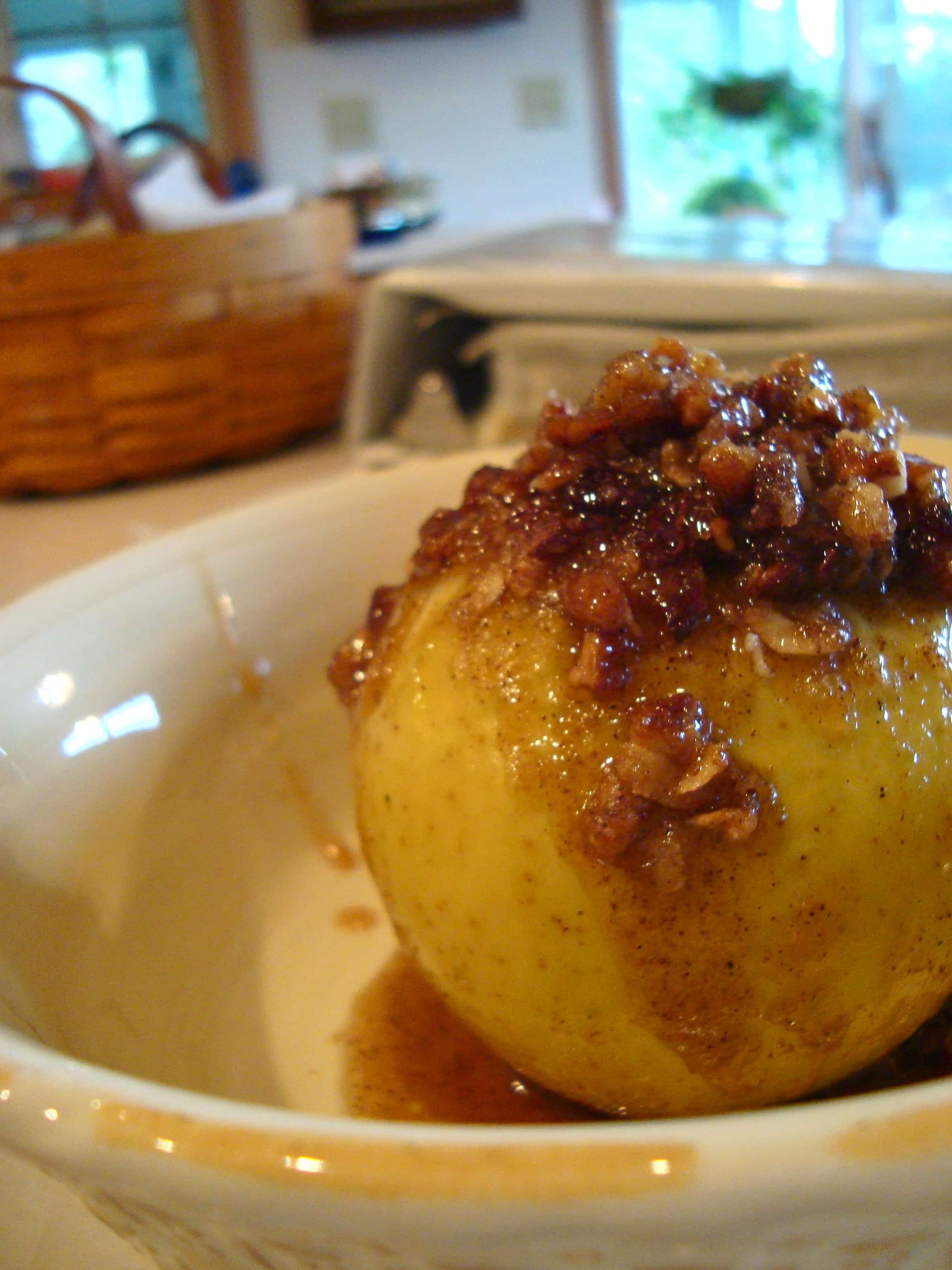 super stuffed baked apples print from rachael ray yield 4 apples ...