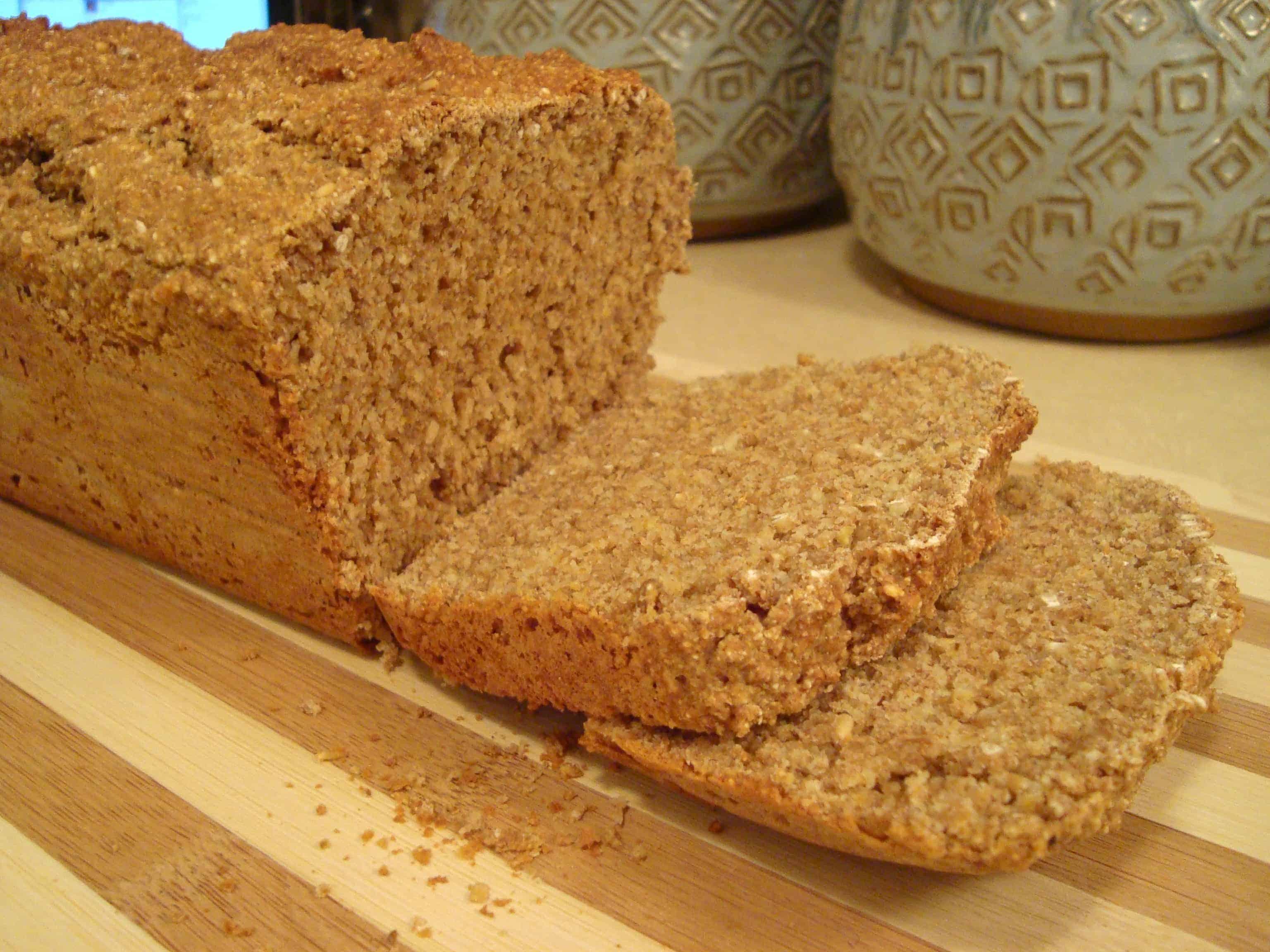 Brown Soda Bread | Stephie Cooks