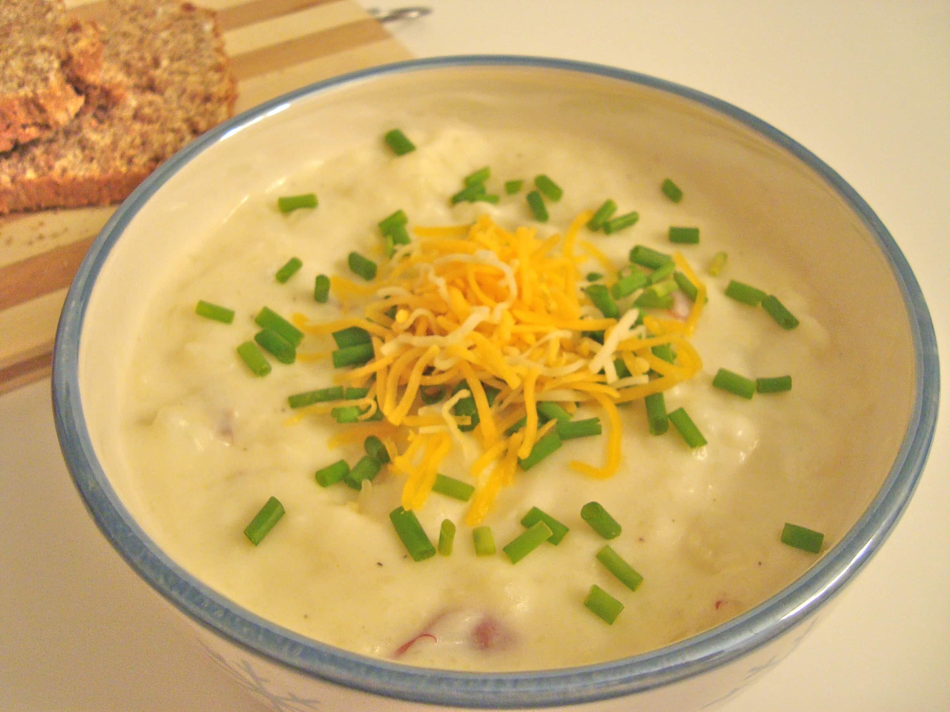 dsc03298 Figure Friendly Baked Potato Soup