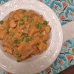 Chicken Paprika with Whole Wheat Dumplings