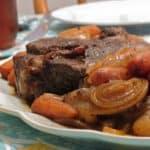 Balsamic Pot Roast