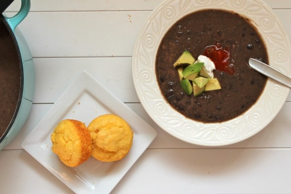 IMG 2616 e1352681376137 Black Bean Soup