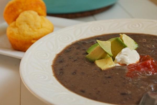 IMG 2617 e1352680312429 Black Bean Soup