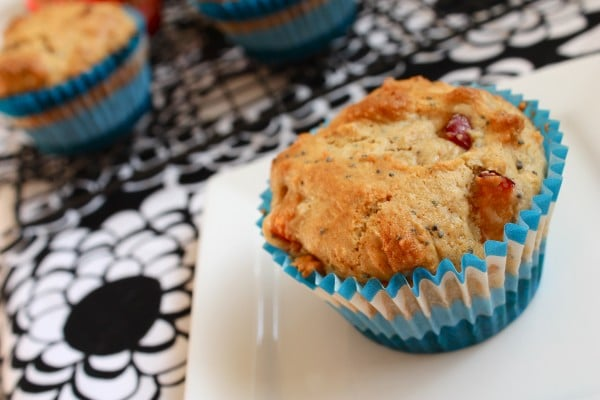 IMG 2632 e1354070364359 Plum Poppy Seed Muffins