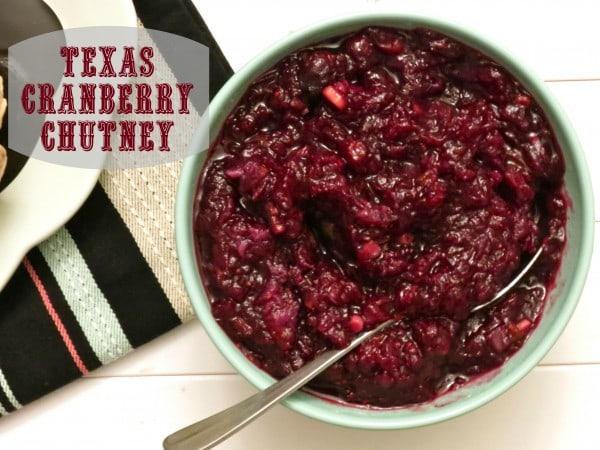 texas cranberry chutney e1352164473164 Texas Cranberry Chutney