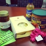 Foodie Pen Pals: January Reveal