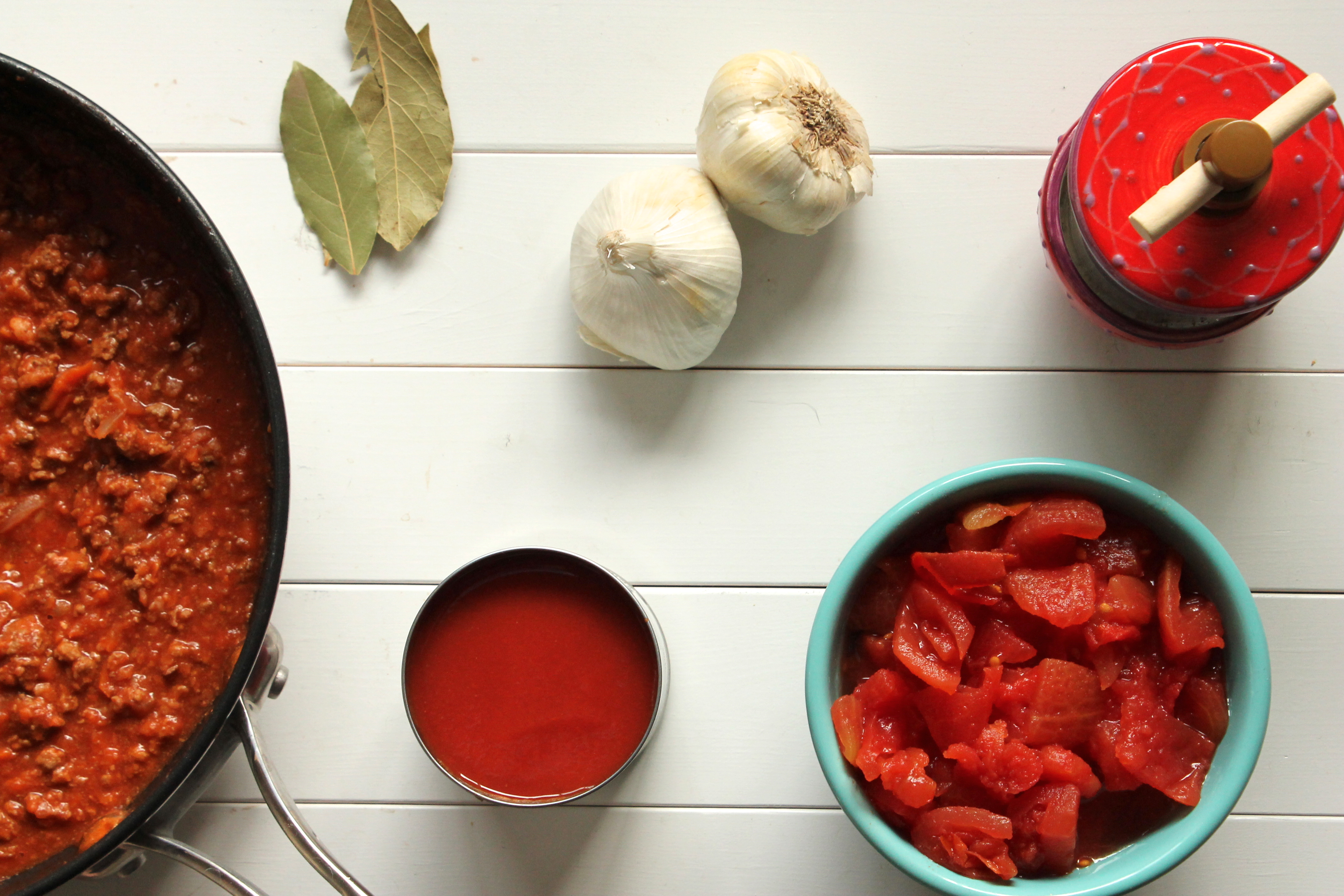 how to make spaghetti sauce out of ketchup
