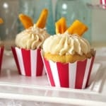 Coconut Mango Cupcakes {Cupcake Couture Blog Party}