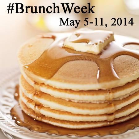 brunch week graphic