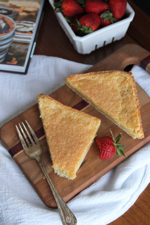 Chess Pie for Two