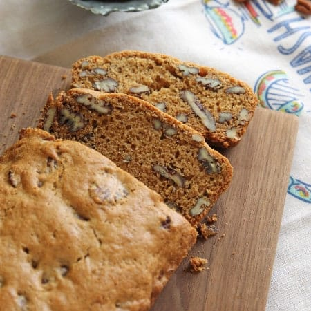 Butter Pecan Bread
